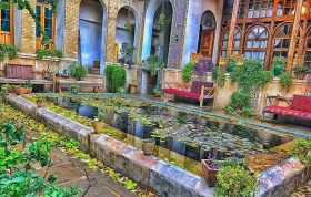 خانه منطقی نژاد شیراز