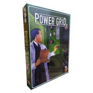 بازی فکری شبکه نیرو Power Grid