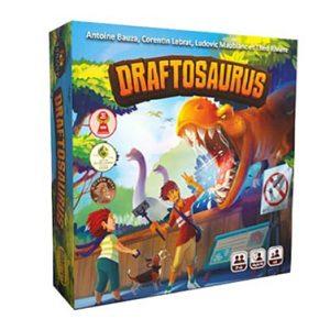 بازی فکری درفتاسورس Draftosaurus