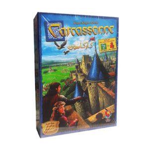 بازی فکری کارکاسون Carcassonne