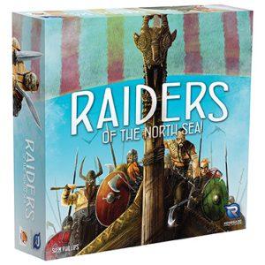 بازی فکری مهاجمان دریای شمال Raiders of the North Sea