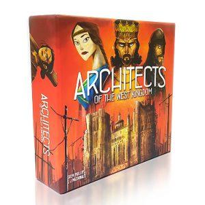 بازی فکری گیمیکال مدل آرشیتکت Architects Of The West Kingdom