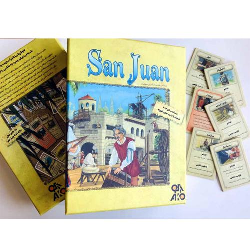 بازی فکری سن خوان San Juan