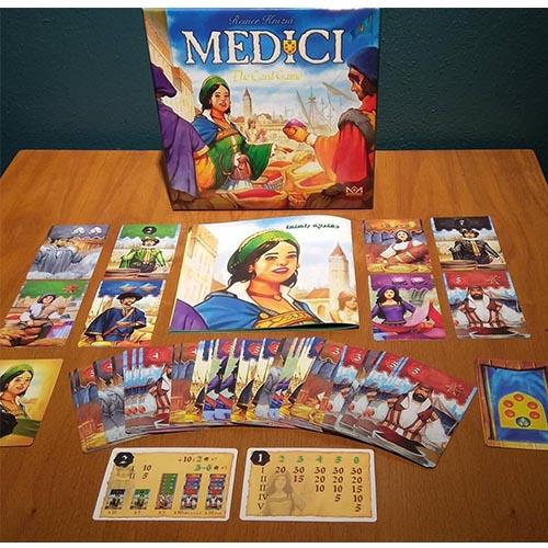 بازی فکری مدیچی Medici