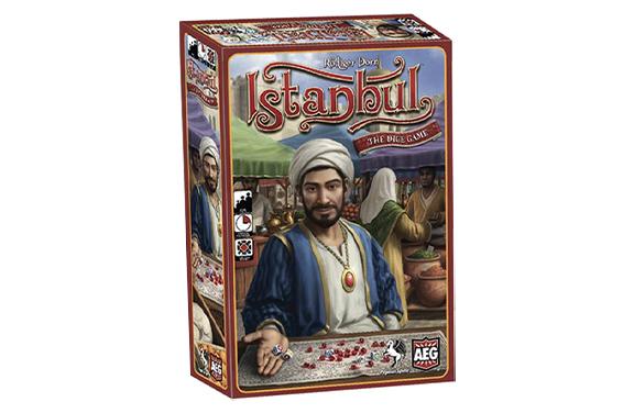 بازی فکری ذهن زیبا مدل استانبول نسخه تاسی
