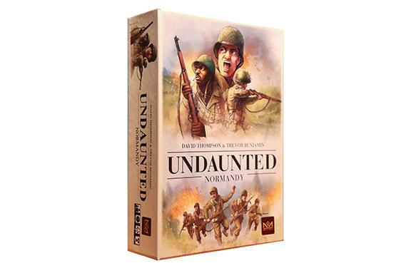 بازی فکری بی باکان نرماندی Undaunted Normandy