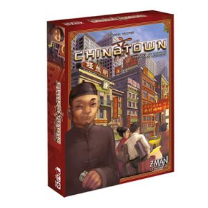 بازی فکری محله چینی ها China Town