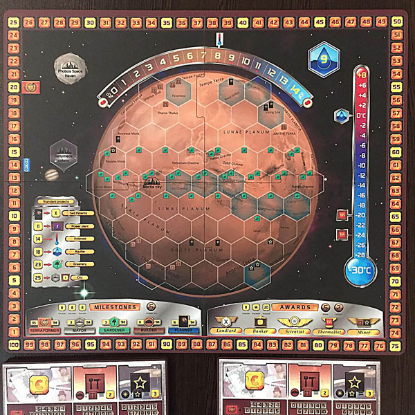 بازی ایرانی ترافورمینگ مارس