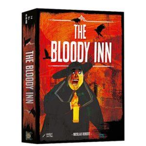 بازی فکری مهمانخانه خونین Bloody Inn