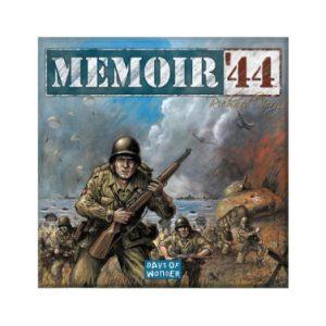 بازی فکری MEMOIR '44