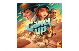بازی فکری CAMEL UP 2018