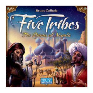بازی فکری FIVE TRIBES