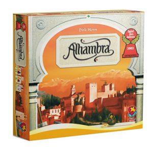 بازی فکری الحمرا Alhambra