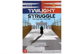 بازی فکری Twilight Struggle Deluxe Edition