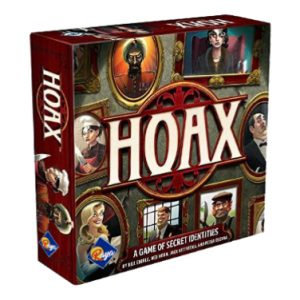 بازی فکری حقه برگردان ایرانی Hoax