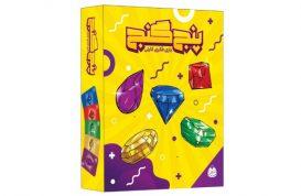 بازی فکری پنج گنج برگردان ایرانی 5 colors