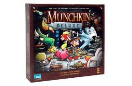 بازی فکری مانچکین دیلاکس برگردان ایرانی Munchkin Deluxe