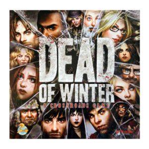 بازی فکری چله زمستان برگردان DEAD OF WINTER