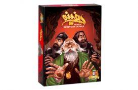 بازی فکری دفینه برگردان ایرانی Dwarves in trouble