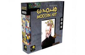 بازی فکری هنر مدرن برگردان ایرانی بازی MODERN ART