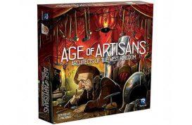 بازی فکری گیمیکال مدل اکسپنشن آرشیتکت Age of Artisans