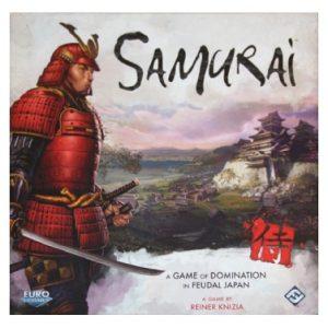 بازی فکری بازبازی مدل سامورایی ترجمه بازی Samurai