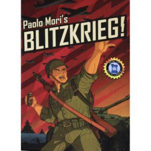 بازی فکری بلیتزکریگ ترجمه بازی Blitzkrieg
