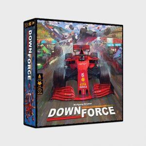 بازی فکری داون فورس برگرفته از بازی DOWN FORCE