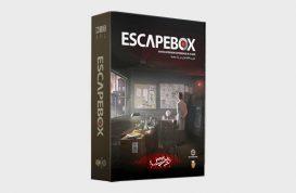 بازی فکری جعبه فرار ESCAPE BOX