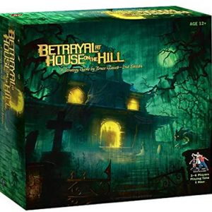 بازی فکری آسیا ادیشن مدل Betrayal at House on the Hill