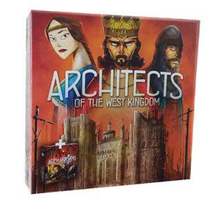 بازی فکری دهکده مدل آرشیتکت همراه اکسپنشن ARCHITECTS OF THE WEST KINGDOM
